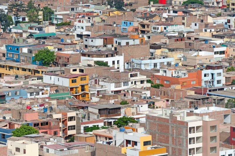 Lima, Perú foto de archivo