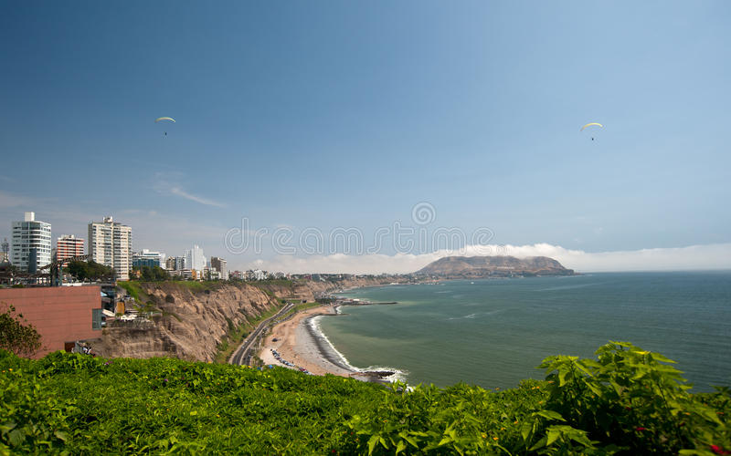 Lima, Perú imágenes de archivo libres de regalías