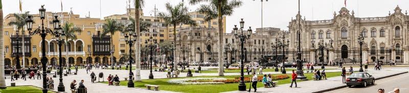Lima, Peru royalty-vrije stock foto's