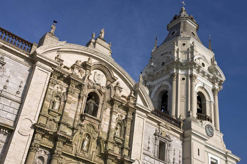 Lima Peru - fotografia royalty free