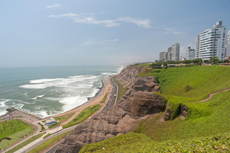 lima Peru obraz stock
