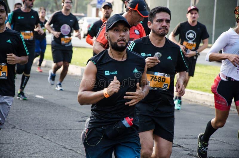 Marathon Lima 42k stock photos