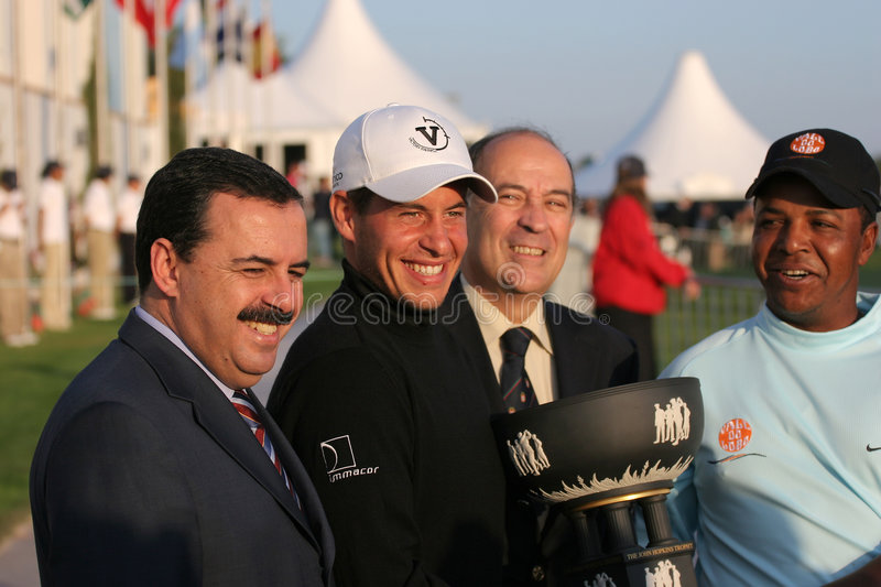 Download Lima, World Golf Cup, Vilamoura, 2005 Editorial Image - Image: 4495725