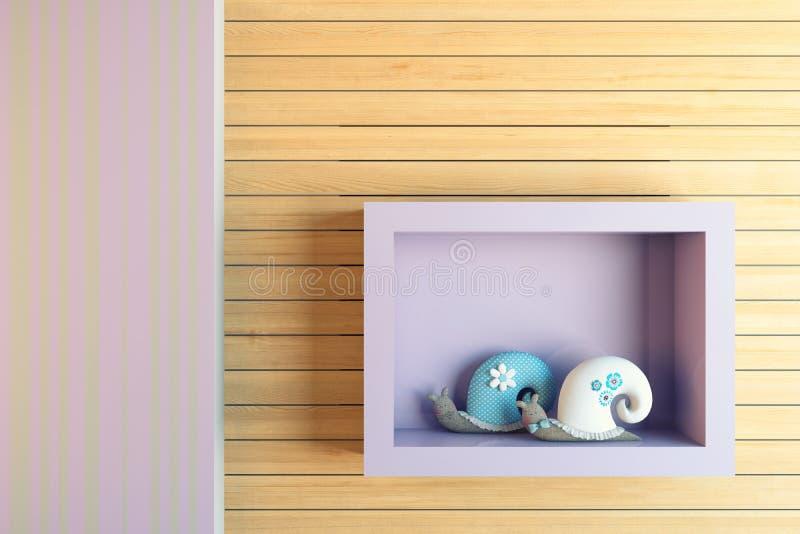 Download Ślimaczek zabawka ilustracji. Ilustracja złożonej z współpraca - 28959754