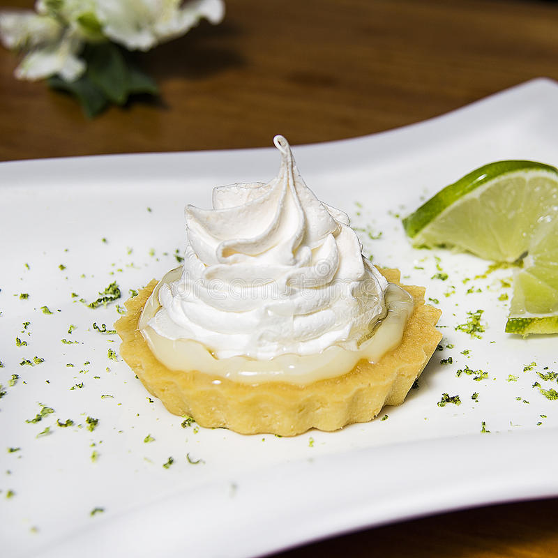 Limao Torta стоковое изображение