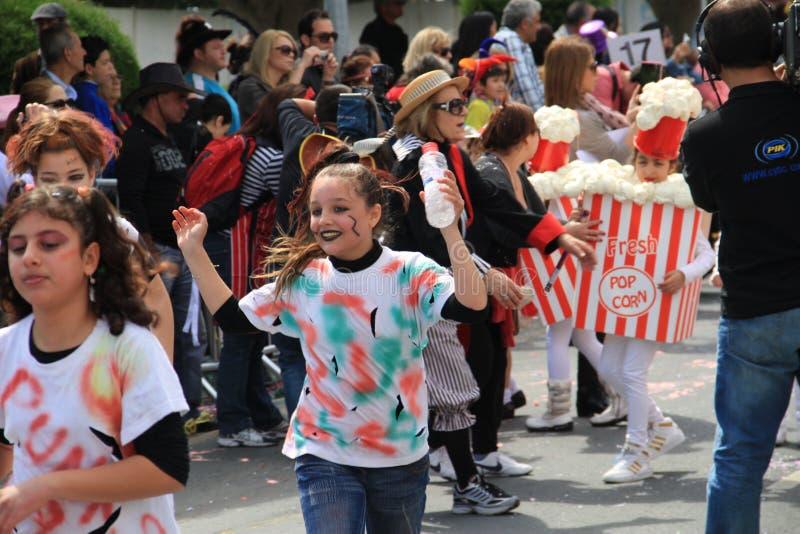 Carnaval en Chypre photos stock