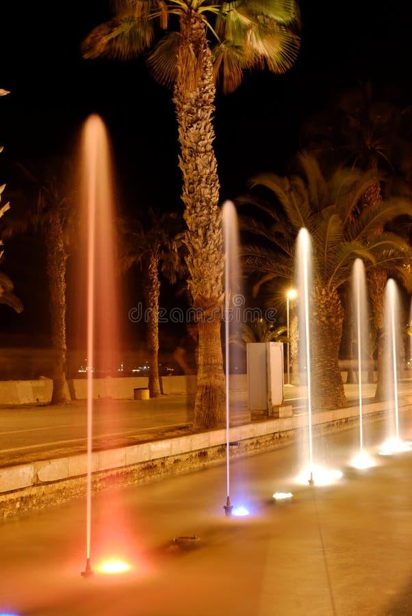 Limassol-Seeseite lizenzfreie stockbilder