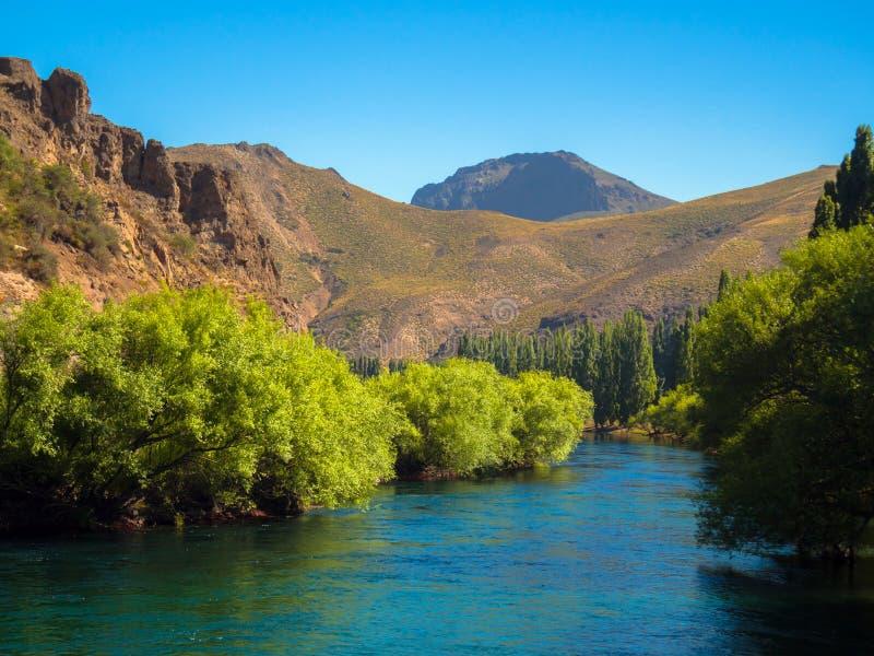 Limay rzeka fotografia stock