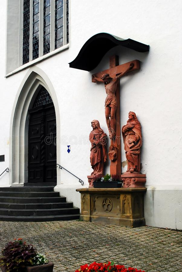 Free Limburg An Der Lahn City Church In Germany View Stock Images - 46860884