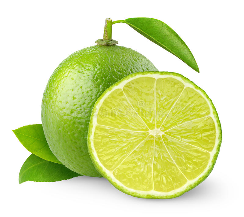 Download Lime stock image. Image of whole, group, horizontal, section - 19015613