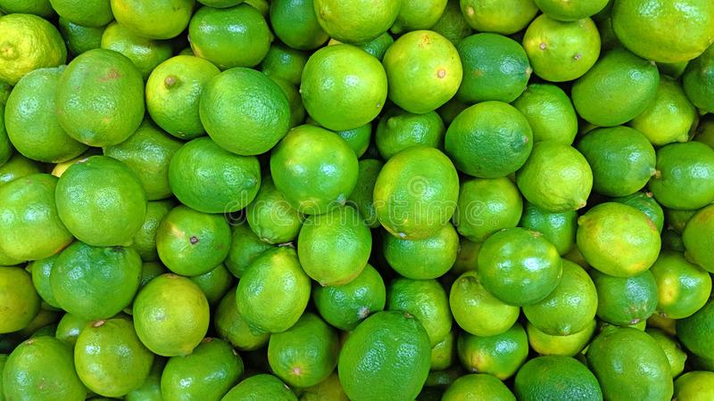Lime in bulk stock images