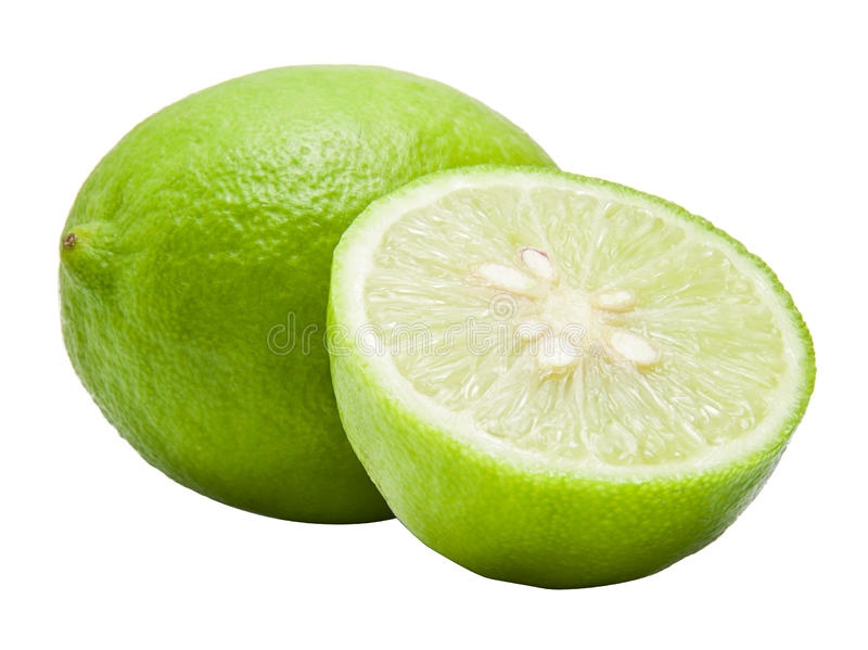 Download A Lime and A Half stock photo. Image of background, fruit - 18456016