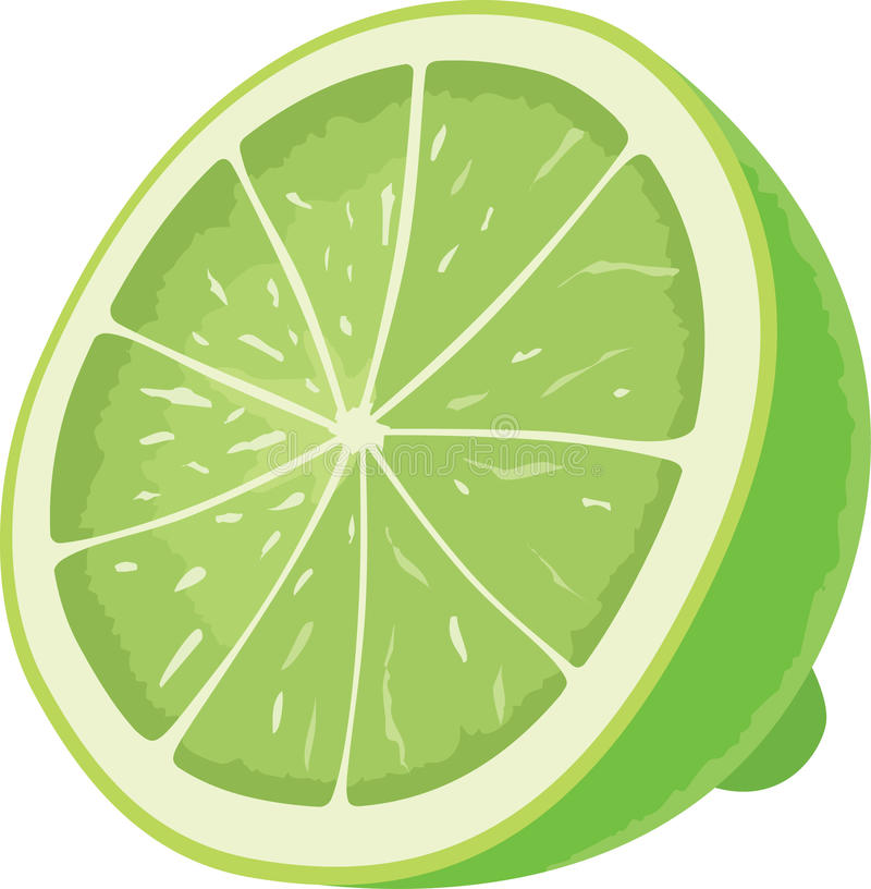 Lime icon vector illustration