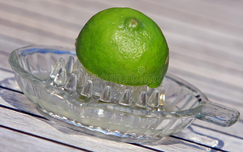 Lime Juice Food royalty free stock image