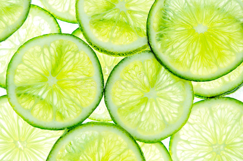 Download Lime slices stock photo. Image of lemon, nutrition, juicy - 23686106