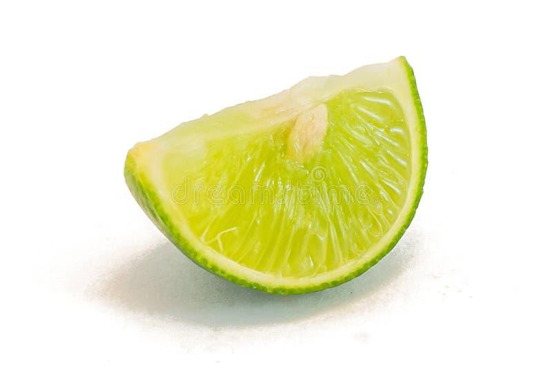 limefrukt Ny frukt royaltyfria foton