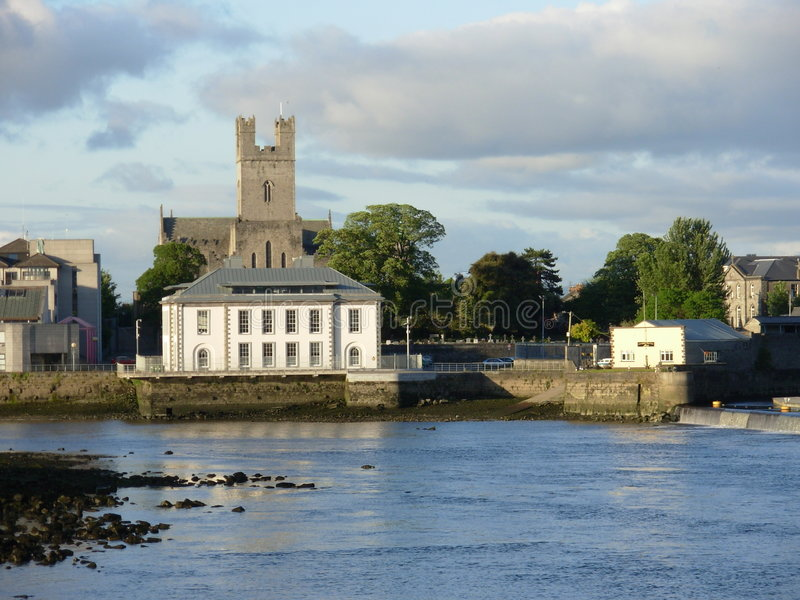 Limerick ireland imagens de stock