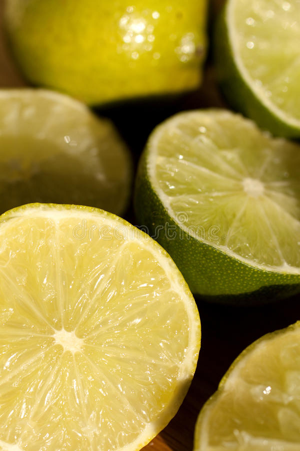 Limes landscape royalty free stock photo