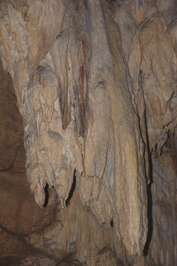 Limestone Cave -3. stock photo