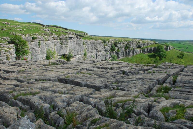 Limestone Pavement stock images