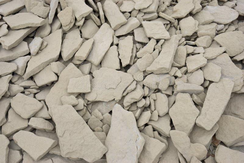 limestonerocks royaltyfria bilder