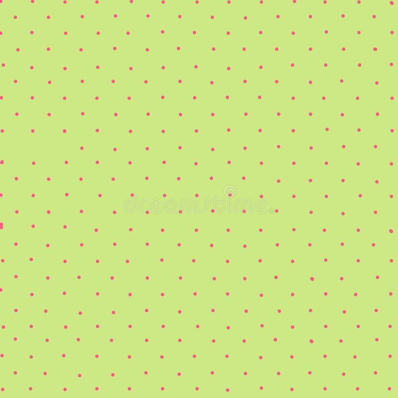 Limeypunkthintergrund stock abbildung
