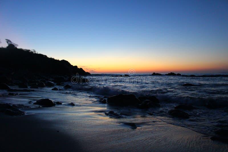 Liminal Oceanscape в Оахака стоковые изображения
