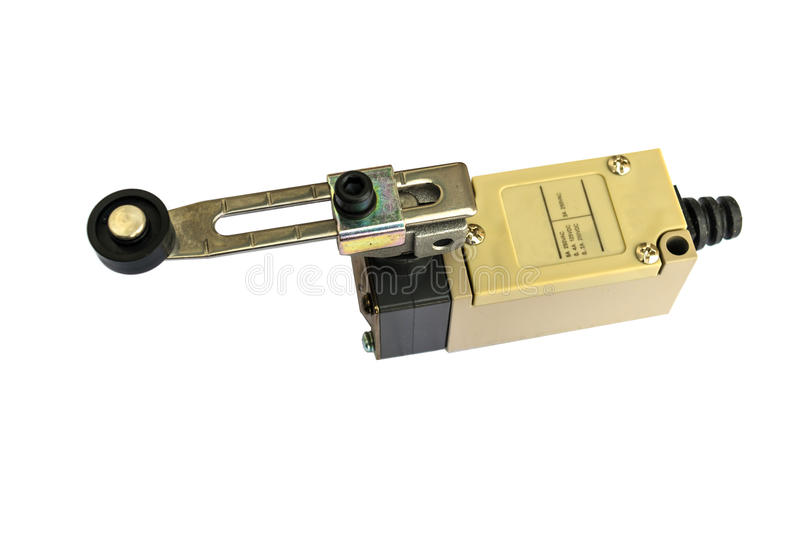 Limit Switch royalty free stock photos