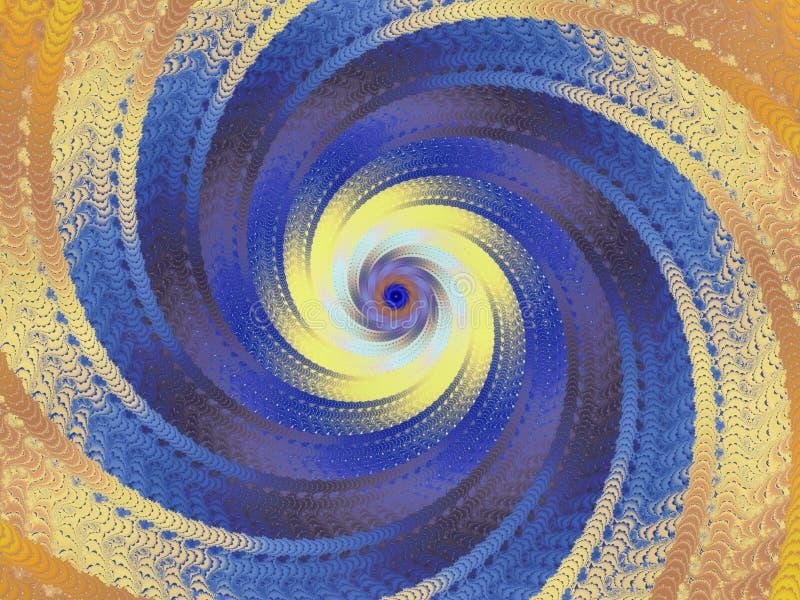 Limite d'Andomeda illustration de vecteur