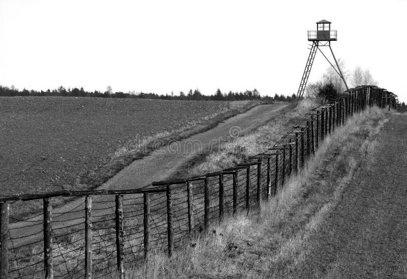 Limite de l'histoire images libres de droits
