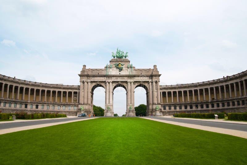Limite di Bruxelles immagine stock libera da diritti