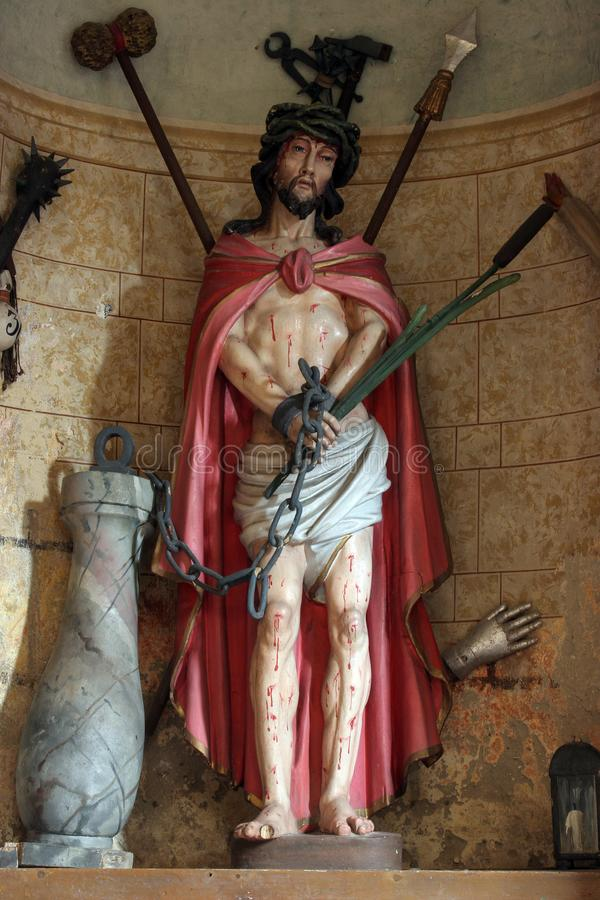Limite du Christ photos stock