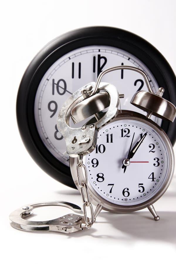 Limite entro Time immagine stock libera da diritti