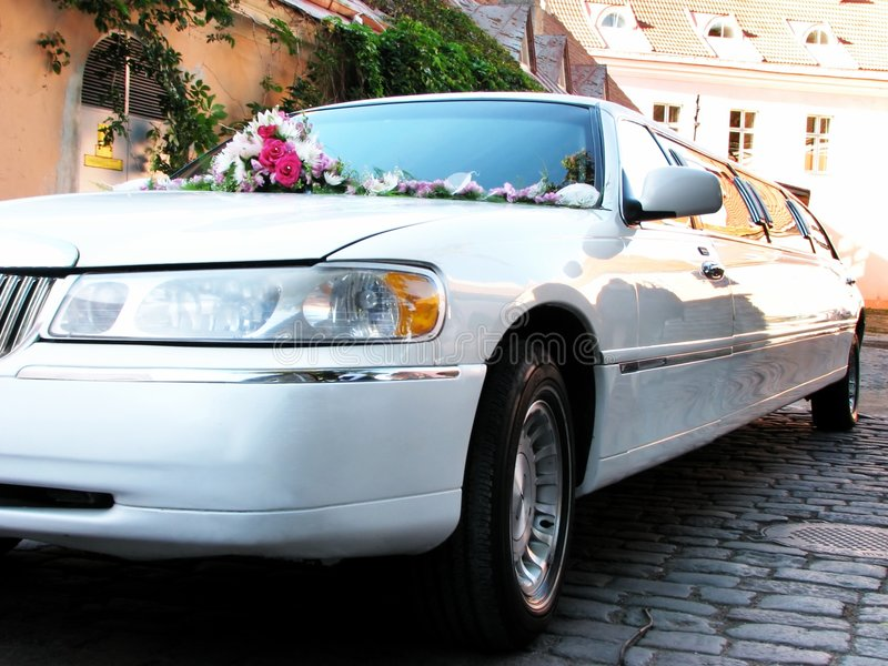 Limo royalty free stock photography