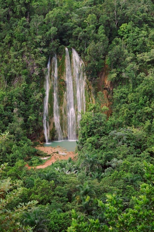 Limon Wasserfall stockfotos