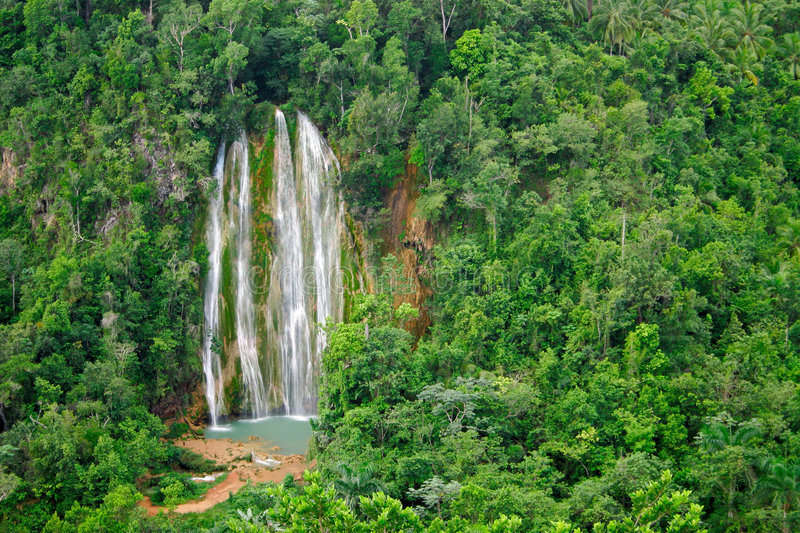 Limon Waterfall stock images