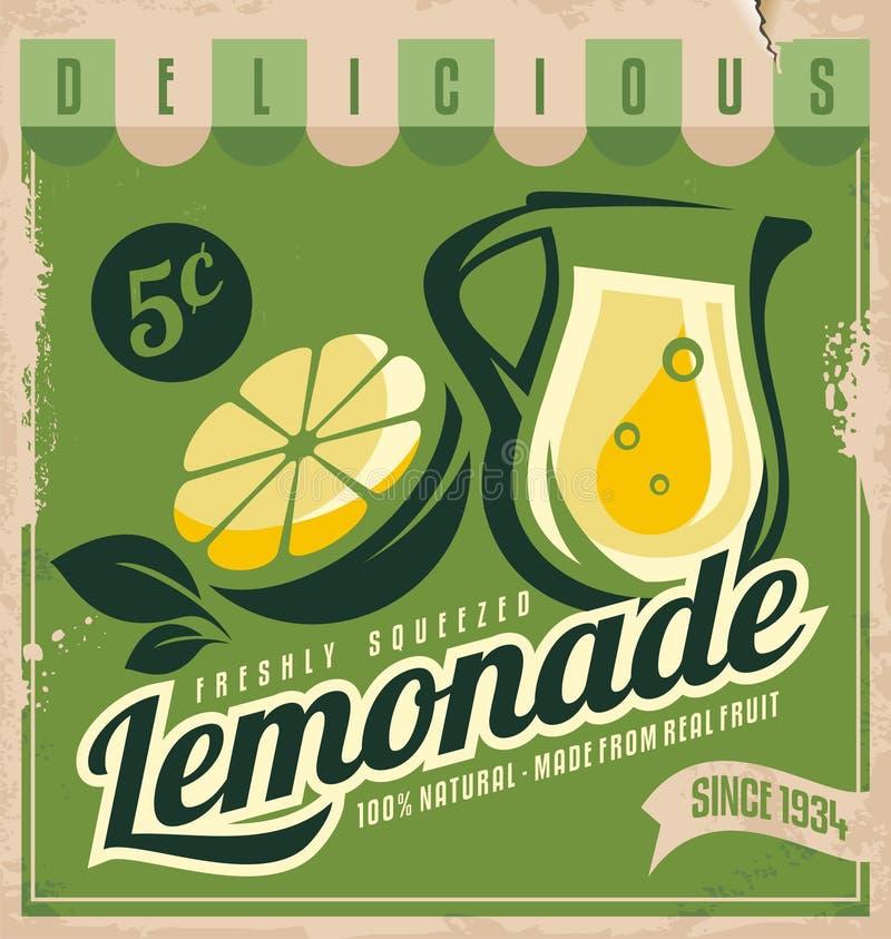 limonada ilustração royalty free