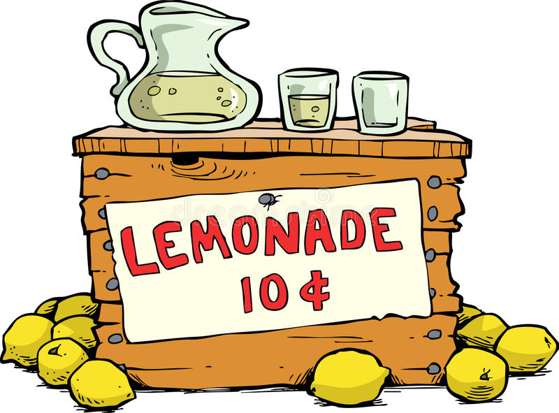 limonada libre illustration