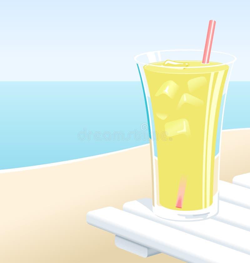 Limonada ilustración del vector