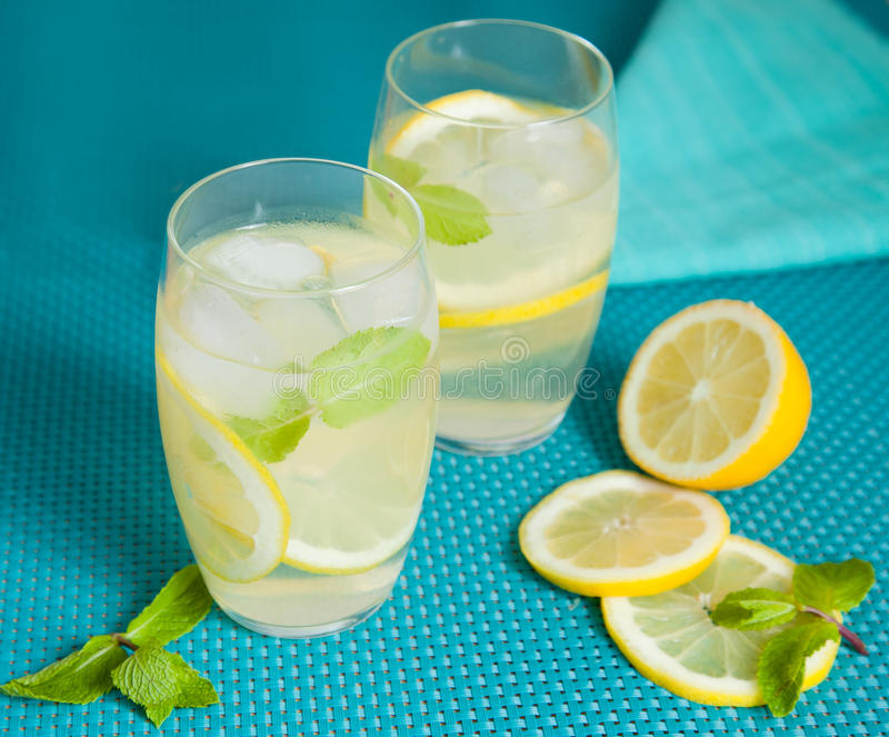 limonada Casa-feita imagem de stock