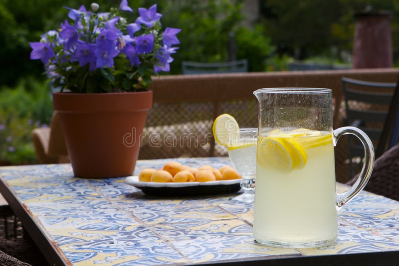 Limonada del verano imagen de archivo libre de regalías