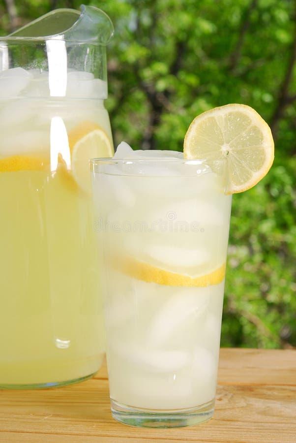 Limonada fresca foto de archivo