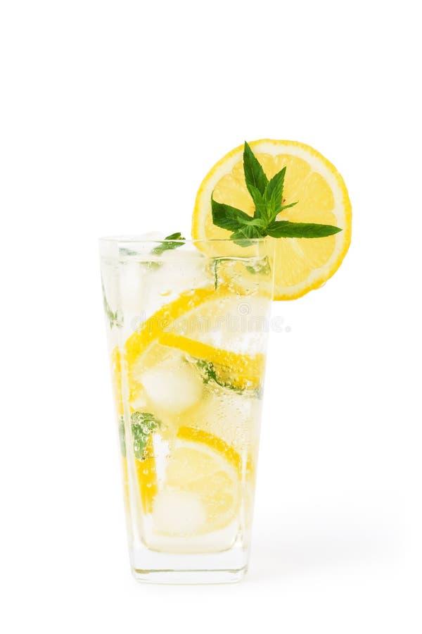 Limonada fresca fria imagens de stock royalty free