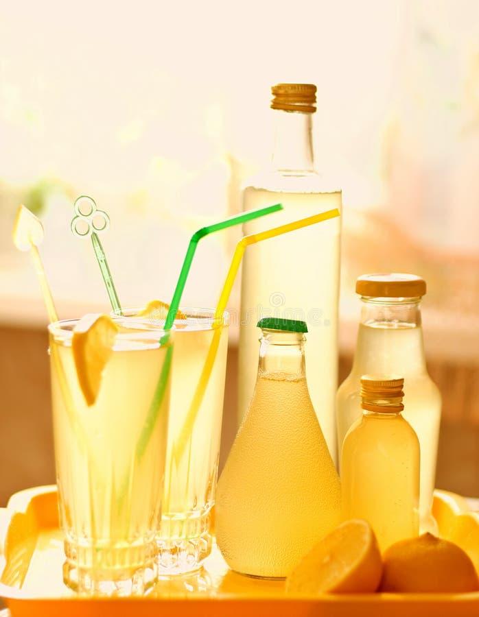 Limonade stockbild
