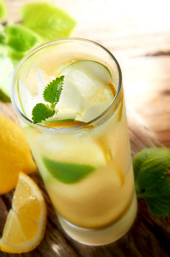 Limonade royalty-vrije stock afbeeldingen