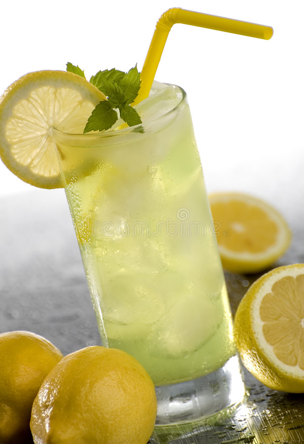 Limonade royalty-vrije stock afbeelding