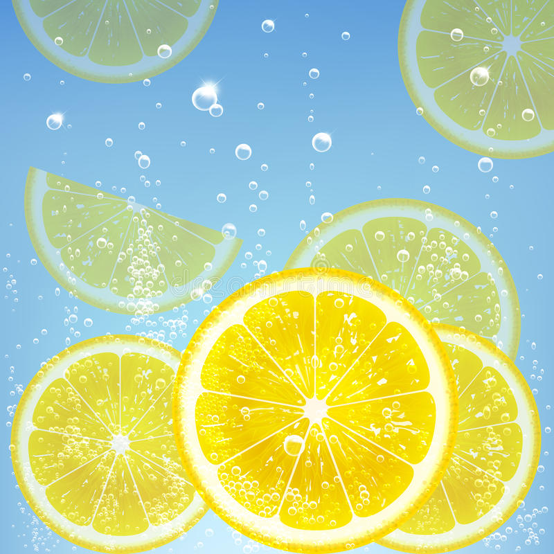 limonade vector illustratie