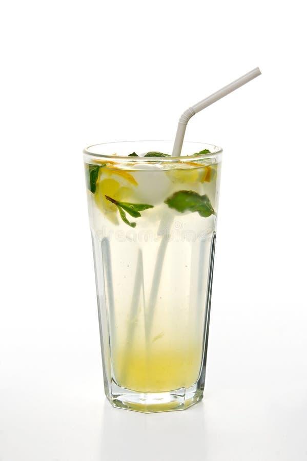 Limonade In Glas Stock Afbeeldingen