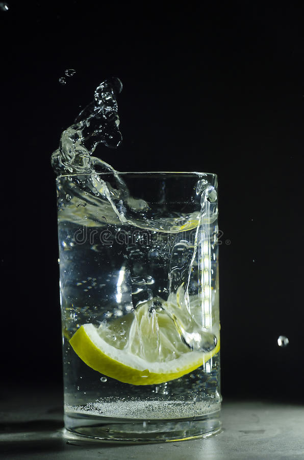 Limonadedrank stock fotografie