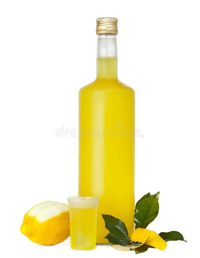 Free Limoncello Royalty Free Stock Images - 29606449